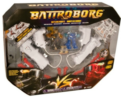 Battroborg For Dads, Grads and Summertime Fun!