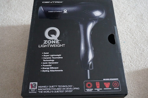 centrix blow dryer 1