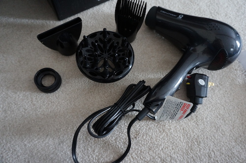 centrix blow dryer 3