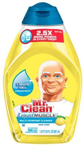 mr. clean liquid muscle