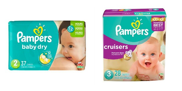 pampers diapers packs