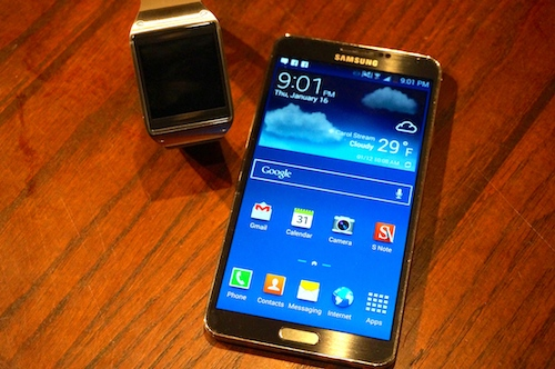 Getting Connected With the Samsung Galaxy Note 3 {Review} #NextBigThing