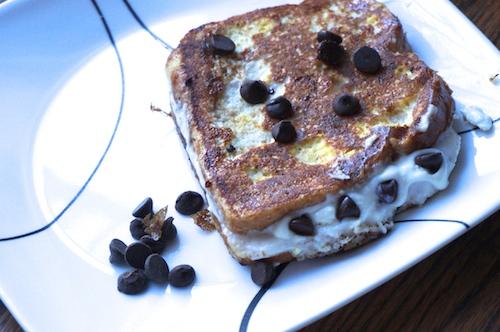 Recipe: Cannoli Stuffed French Toast