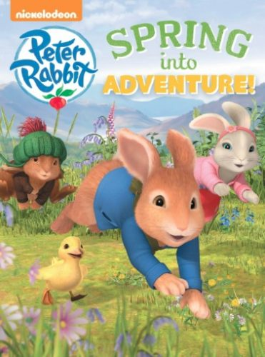 "DVD Review: ""Peter Rabbit: Spring Into Adventure"""