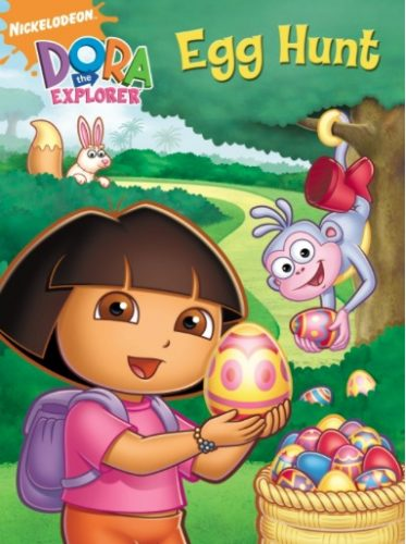 "DVD Review: ""Dora the Explorer: The Egg Hunt"""