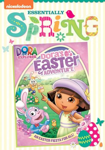 "DVD Review: ""Dora the Explorer: Dora's Easter Adventure"""