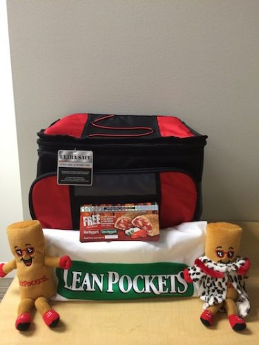 lean pockets prize