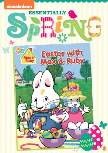 "DVD Review: ""Max & Ruby: Easter with Max & Ruby"""