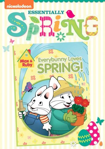 "DVD Review: ""Max & Ruby: Everybunny Loves Spring"""