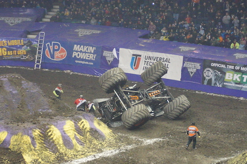 monster jam chicago 10