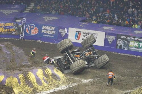 Monster, Monster, Monster Trucks! {Review} #monsterjamchi #monsterjam