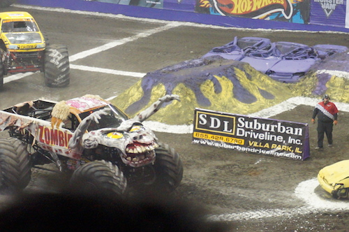 monster jam chicago 4
