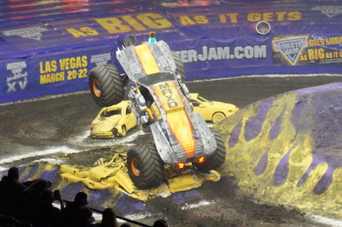 monster jam chicago 5