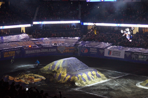 monster jam chicago 9