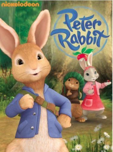 "DVD Review: ""Peter Rabbit"""