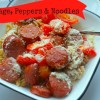 sausage peppers 7