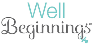 well beginnings logo