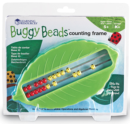 buggy beads counting frame