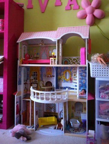 kidkraft dollhouse 1