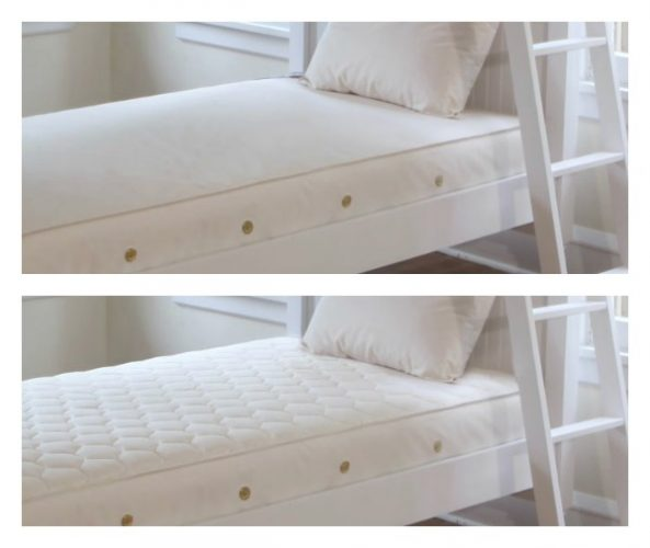 Naturepedic No Compromise Organic Cotton 2-in-1 Ultra Mattress {Review}