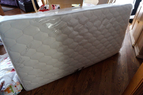 naturepedic mattress 2