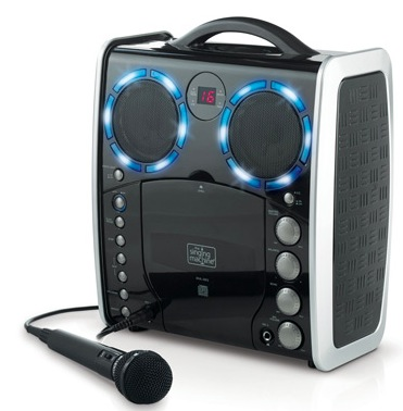 singing macine karaoke player