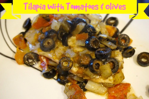 tilapia tomatoes olives 2