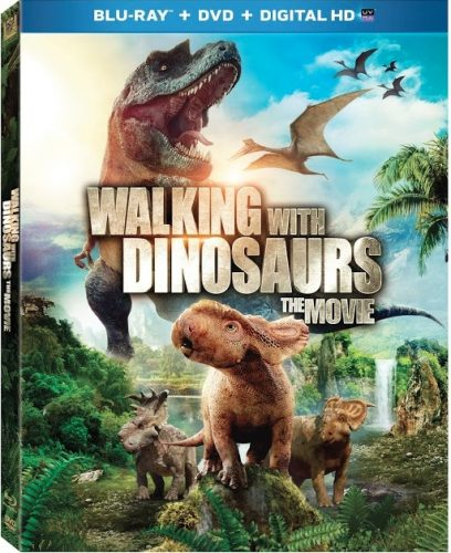 walking with dinosaurs bluray