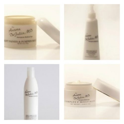 Spring Forward With Products From Aurora DeJuliis Skincare