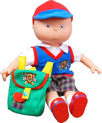 caillou talking doll 2