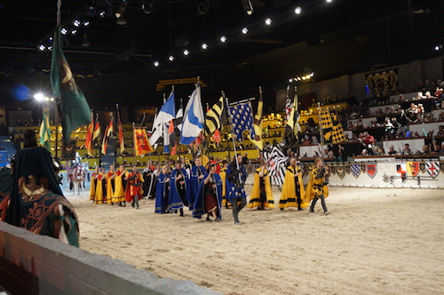 Need Something to Do?  Head to Medieval Times This Spring!