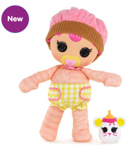 Lalaloopsy Babies Crumbs Sugar Cookie
