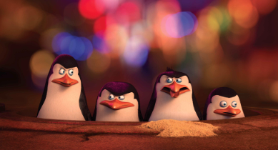 The Penguins of Madagascar Official Movie Trailer