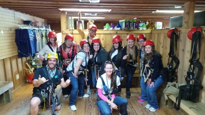gatorland ziplining 1