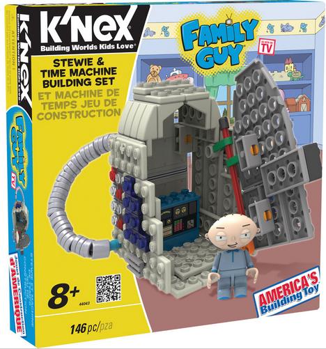 knex stewie time machine
