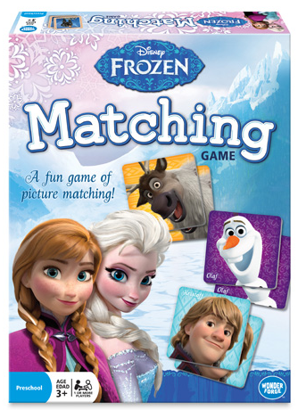 New Games From Wonder Forge Including Frozen and Disney Planes! {Review}