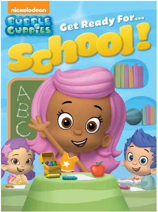 bubble guppies school