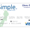 liberty bank simple visa