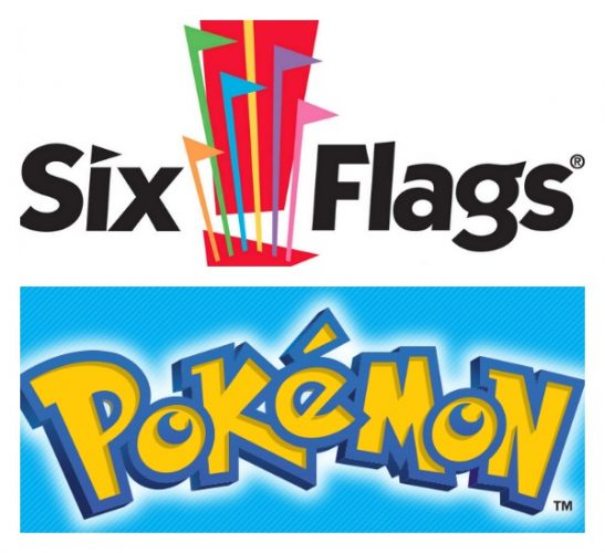 Don't Miss Pokemon Coming to Six Flags Theme Parks!