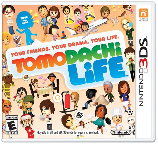 """Tomodachi Life"" Nintendo 3DS Game Available at Best Buy @BestBuy #NintendoatBestBuy"