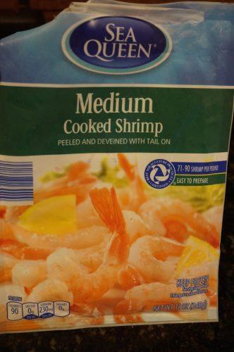 cilantro garlic shrimp 2