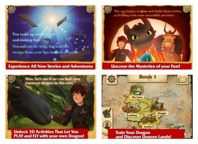 dreamworks dragons app
