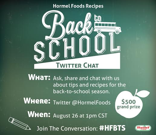 hormel twitter party