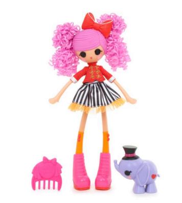 This Weeks New Lalaloopsy Girls: Spot Splatter Splash & Peanut Big Top