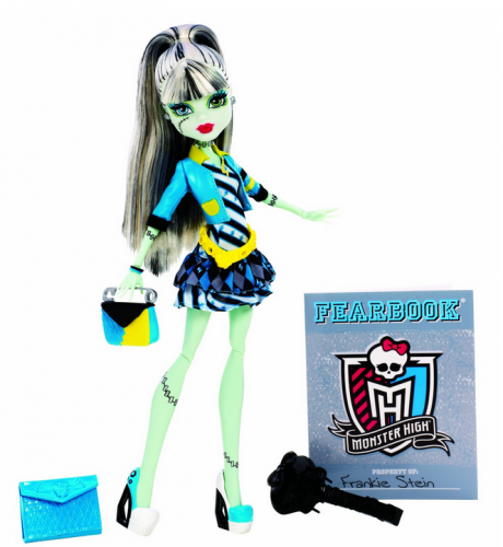 monster high frankie stein doll 1