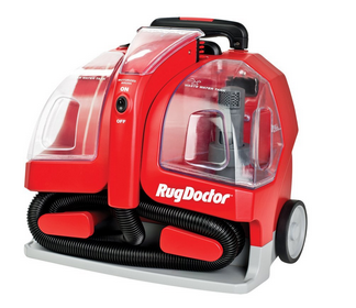 rug doctor portable cleaner
