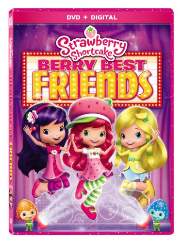 strawberry shortcake berry dvd