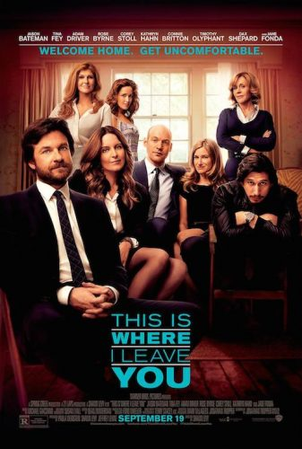 """This is Where I Leave You"" Arrives September 19th #TIWILY"