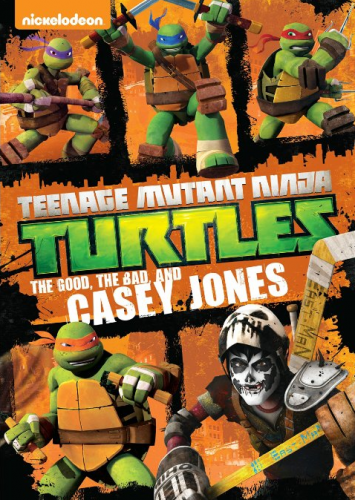 tmnt The Good The Bad and Casey Jones