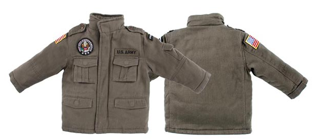 up and away field jacket